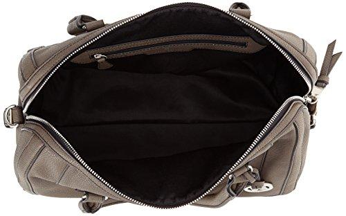Carmen Dark Grey Bag Women's Large Bowling Fiorelli qc1y85q