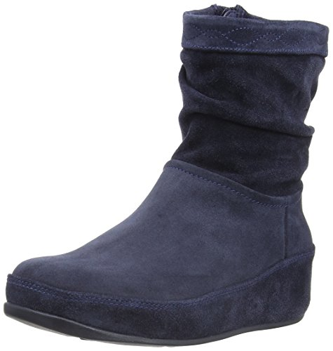 FitFlop Zip Up Crush Boot product image