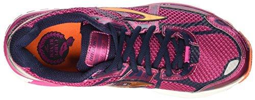 Running Brooks Veryberry 677 Flame Shoes Vapor Peacoat Women's 3 Purple q7BSat