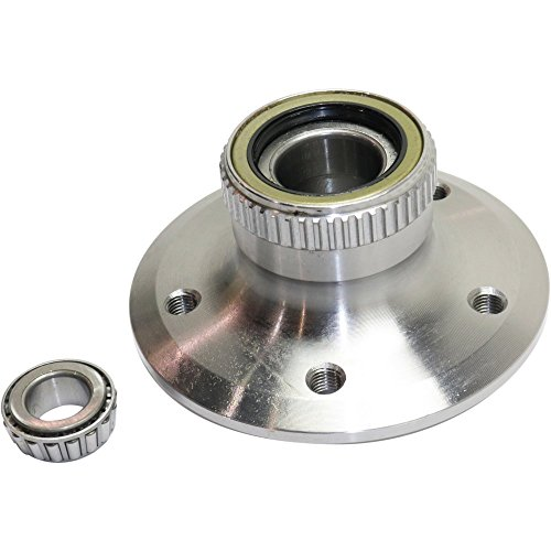 (Wheel Hub and Bearing For 96-2003 Mercedes Benz E320 98-2003 CLK320 Front Left or Right RWD)