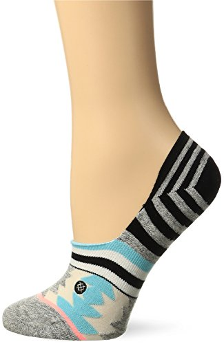 Stance Womens Striped Graphic Invisible