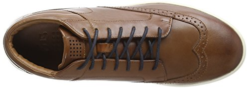 TBS Men's Valcava Derbys Marron (*Cognac 155) yUu57x
