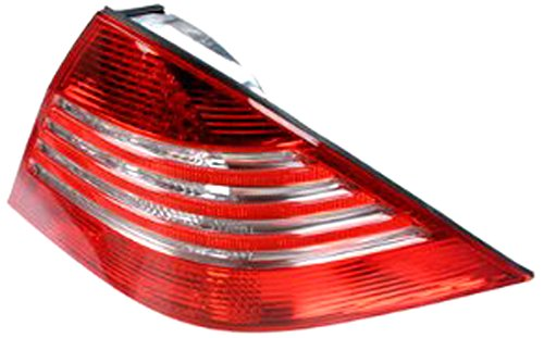 - ULO Mercedes-Benz Passenger Side Replacement Tail Light Lens