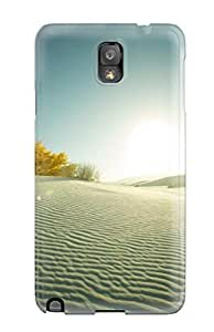 For Galaxy Note 3 Fashion Design Sunrise Desert Hill Digital Case-WVeUPoV4134xTMRR
