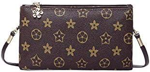 938eb2a3d Dboar Bolsos Bandolera Mujer Pequeño Bolsa de Cuero Cartera para Teléfono  Móvil Mini Bolsos de Hombro Piel Bolso Monedero de Mano