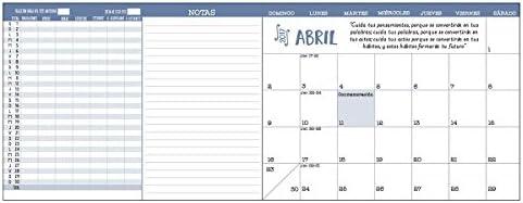 Español 2017 agenda mensual teocratica para testigos de ...