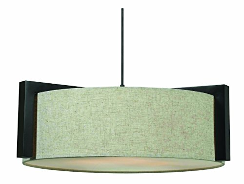 Drum Style Pendant Lighting in Florida - 3