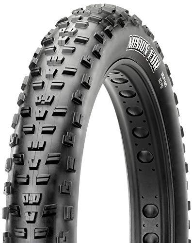 Maxxis Minion FBR Rear Tire 26x4.0 Black Folding 60TPI DC Dual Compound