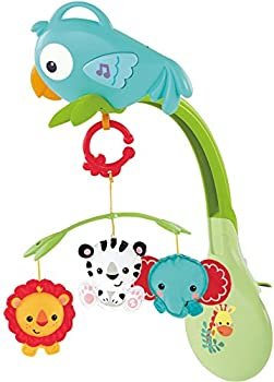 Fisher-price Rainforest Friends 3-in-1 Musical Mobile 9