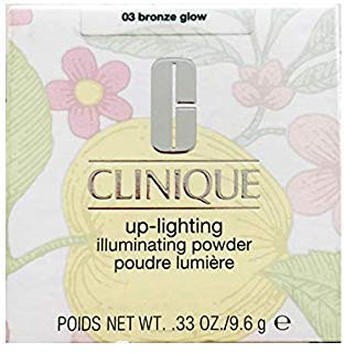 Clinique Bronze Powder Bronzer - Clinique Up-Lighting Illuminating Powder, 03 Bronze Glow