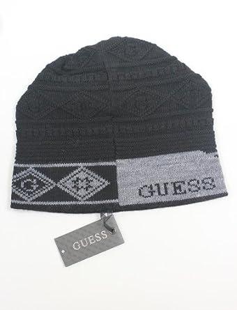 Echarpes, foulards Guess pour Mode femme, Modèle AW2089WOL01 Bonnet guess  losange gris 04932dcf4c8