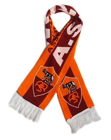 - AS Roma - Premium Soccer Fan Scarf, Ships from USA