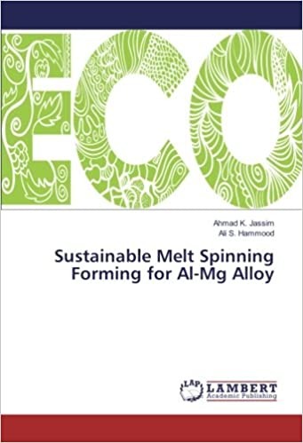 Sustainable Melt Spinning Forming for Al-Mg Alloy: Amazon.es ...