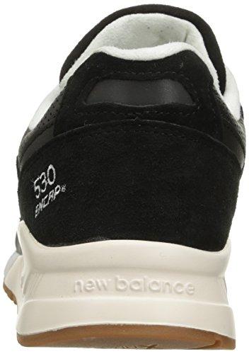 New Balance M530 Calzado, Schwarz, 40,5