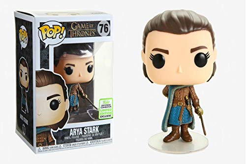 pop! Game of Thrones - Arya Stark Assassin Vinyl Figure - 2019 Spring Convention Exclusive from Funko