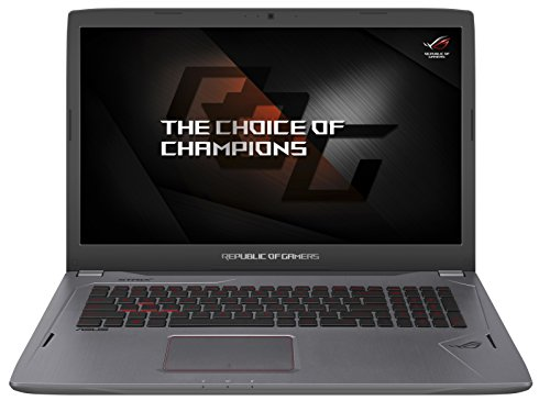 "ASUS ROG Strix GL702VS-RS71 17.3"" 120Hz G-Sync Full HD Gamin"