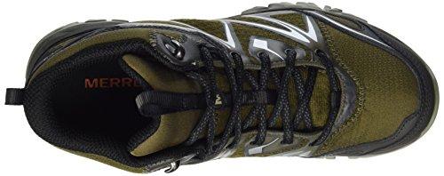 Olive Bolt J357 dark Capra Scarpe Merrell Gtx Da Uomo Arrampicata Verde Mid Rx1nP6Pq