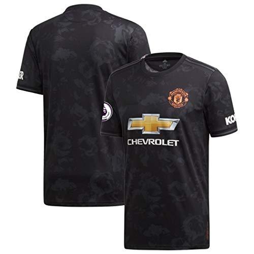 Fc Kits Manchester United 2019 2020 Third Away Jersey Men S Soccer New Season Kit 10 Rashford