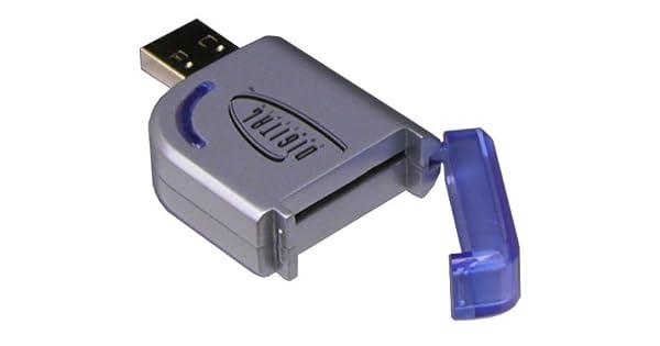 Amazon.com: Digital Concepts USB 2.0 lector de tarjetas de ...