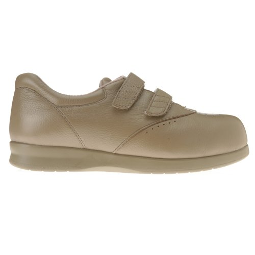Drew Donne Pattino Paradiso Ii Velco Slip-on Taupe