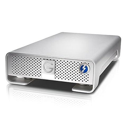 G-Technology G-Drive with Thunderbolt External Hard Drive (10TB) (10tb Usb Hard Drive)