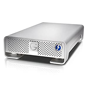 G-Technology G-DRIVE GDRETHU3NB100001BDB 10 TB External Hard Drive