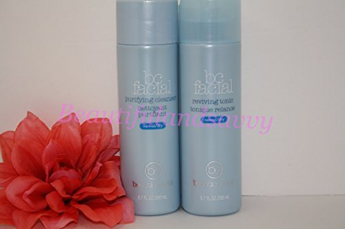 - Beauticontrol BC Facial Reviving Tonic & Purifying Cleanser for Normal/Dry