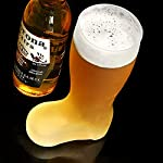Bierkaraffe, Glasstiefel, Stiefel aus Glas und Bierstiefel aber auch noch weitere Bezeichnungen gibt es für dieses Spielgerät für Partys.