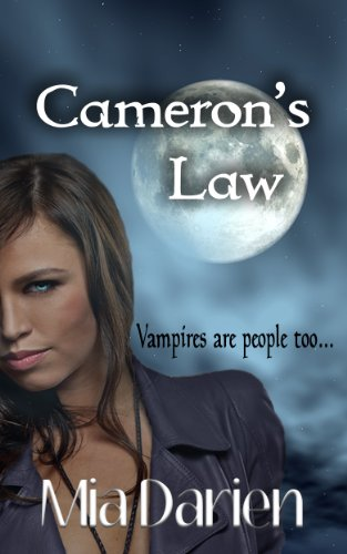 Cameron's Law (The Adelheid Series Book 1) by [Darien, Mia]