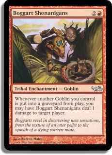 Magic: the Gathering - Boggart Shenanigans - Duel Decks: Elves vs Goblins