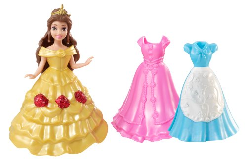 Disney Princess Fashion Bag - Disney Princess Little Kingdom MagiClip Belle Fashion Bag