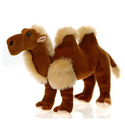 Fiesta Toys Standing Camel Plush Stuffed Animal Toy - 14 inches