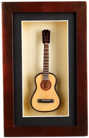 Cera & Toys Guitarra en el marco para colocar de pie/colgar ...