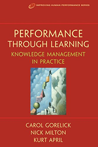 Performance Through Learning: Knowledge Management in Practice (Improving Human Performance)
