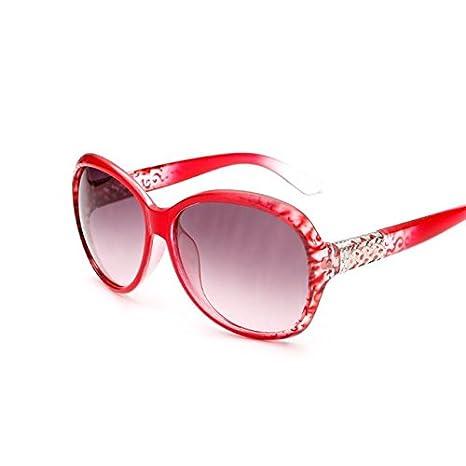 tocoss (TM) Oval gafas de sol mujer Retro Vintage gafas de ...