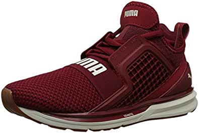 PUMA Womens Ignite Limitless Weave Wn Red Size: 7