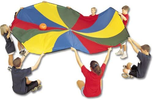 US Games Us-Games 35' Play Canopy(Parachute)