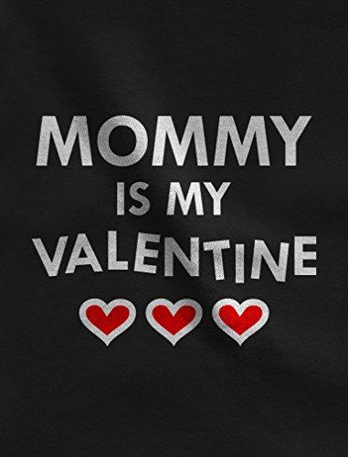 amazoncom teestars mommy is my valentine mom infant valentines day gift baby long sleeve bodysuit clothing - Mom Valentine