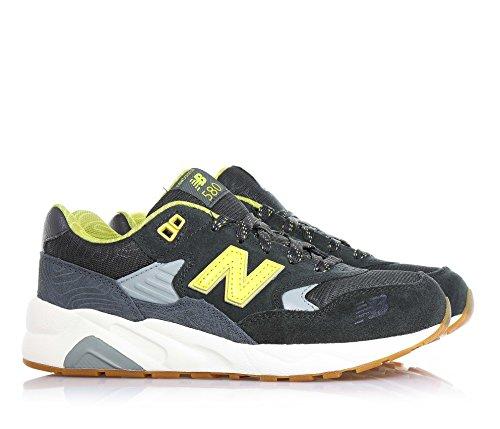 new balance Boys Sneakers KL 580 Wanderlust Grün