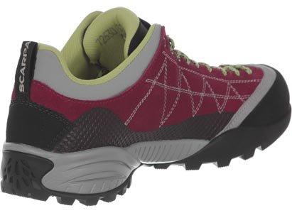 SCARPA Zen Pro Zapato de Senderismo Caballero cherry/lime