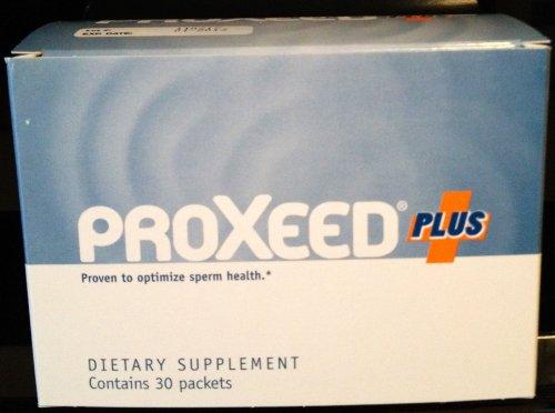 Proxeed-Plus Supplément fertilité masculine-1 boîte (30 sachets, 15 jours d'approvisionnement)
