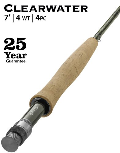 Orvis Clearwater 4-weight 7' Fly Rod
