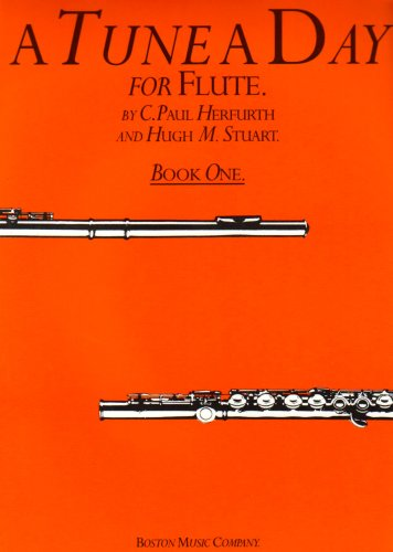 TUNE A DAY FLUTE BK 1        HERFURTH/STUART (A Tune a Day) (Day Flute)