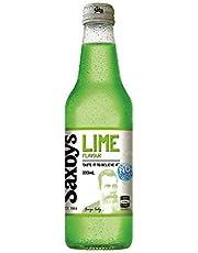 Saxby's No Sugar Lime, 15 x 330 ml, No Sugar Lime