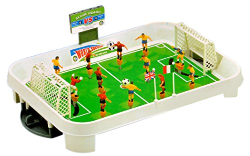 Toyshine Table Football Fun Game (Multicolour)