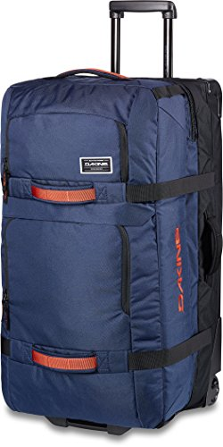 Dakine Unisex Split Roller Wheeled Travel Bag, 85l, Dark Navy