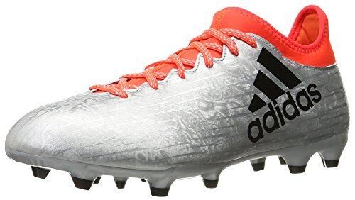 adidas Men's x 16.3 fg Soccer Shoe, Silver...