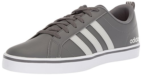 adidas Mens VS PACE Vs Pace Grey Four Fabric, Grey One Fabric, Ftwr White