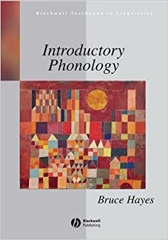 Book Introductory Phonology (09) by Hayes, Bruce [Paperback (2008)]
