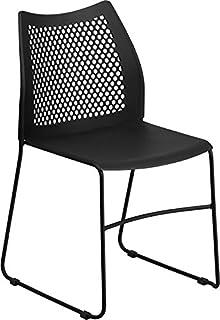 Amazoncom Flash Furniture HERCULES Series 880 lb Capacity Black